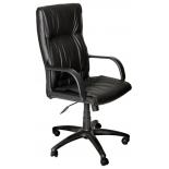 кресло офисное TetChair Давос, черное