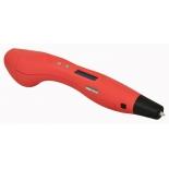 3D-ручка Cactus CS-3D-PEN-E-RD, красная