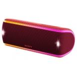 портативная акустика Sony SRS-XB31, красная