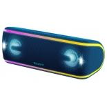 портативная акустика Sony SRS-XB41, синяя