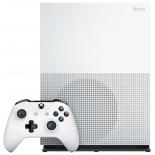 игровая приставка Консоль Microsoft Xbox One S, в комплекте PUBG
