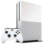 игровая приставка Консоль Microsoft Xbox One S, в комплекте Sea of Thieves
