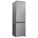 холодильник Shivaki BMR-1803NFS, серебристый