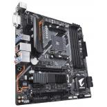 материнская плата Gigabyte B450 Aorus M oc-AM4 AMD, mATX, DDR4, SATA3, USB 3.0
