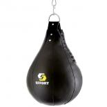 груша боксерская Effort Е521, 5 кг, черная