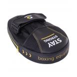 лапа боксерская Effort E 602-2, черная