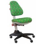 компьютерное кресло Бюрократ KD-2/R/Race 1 зеленое