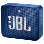 портативная акустика JBL Go 2, синяя