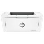 принтер лазерный ч/б HP LaserJet Pro M15a (настольный)