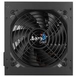 блок питания AeroCool KCAS Plus 400W ATX v2.3, 80+ Bronze, A.PFC, fan 12cm