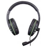 гарнитура для ПК Ritmix RH-555M Gaming, черная с зеленым