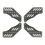 кронштейн для телевизора Удлинитель для кронштейнов Kromax ADAPTER-600 серый