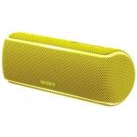 Портативная акустика Sony SRS-XB21 желтый, купить за 6 300руб.