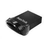 usb-флешка Sandisk 256Gb ULTRA FIT SDCZ430-256G-G46 черная