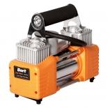 компрессор автомобильный Bort BLK-700x2, 70 л/мин