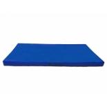 мат гимнастический Perfetto Sport № 6, синий