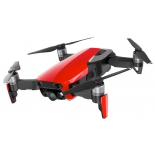 квадрокоптер DJI Mavic Air Fly More Combo, красный