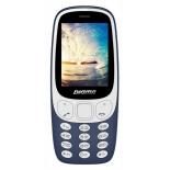 сотовый телефон Digma N331 2G Linx, темно-синий