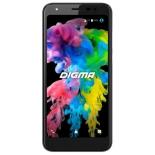 смартфон Digma Trix 4G Linx 2/16Gb, черный
