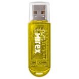 usb-флешка Mirex 16GB Elf, желтая