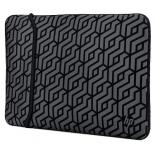сумка для ноутбука Чехол HP Neoprene Reversible Sleeve 15.6, узор
