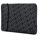 сумка для ноутбука Чехол HP Neoprene Reversible Sleeve 14, узор