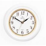 часы интерьерные Вега классика арабские, пластик ( настенные)