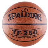мяч баскетбольный Spalding TF-250 р.№7 (74-531)