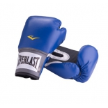 перчатки боксерские Everlast Pro Style Anti-MB 2216U, 16oz, к/з, синие