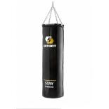 груша боксерская Effort E255, тент, 45 кг, black
