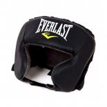 шлем боксерский Everlast Durahide 4022U, черный
