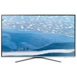 телевизор Samsung UE49KU6400UXRU, серебристый