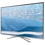 телевизор Samsung UE40KU6400U, серебристый