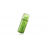 usb-флешка Silicon Power Helios 101 8GB, зеленая