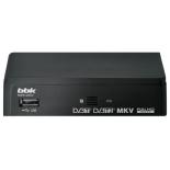 ресивер BBK SMP014HDT2, темно-серый
