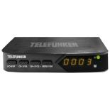 ресивер Telefunken TF-DVBT210, черный