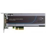 жесткий диск Intel SSDPEDMD800G401 (SSD, 800Gb, PCI-E 3.0 x4, MLC, для сервера)