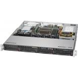 Серверная платформа SuperMicro 1U SYS-5019S-M
