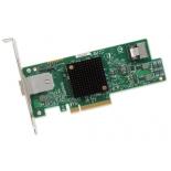 контроллер LSI Logic 9207-4I4E (4 + 4, SAS/SATA, для сервера)