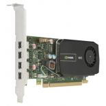 видеокарта профессиональная HP Quadro NVS 510 (C2J98AA) 2Gb DDR3 128Bit, 4x miniDP