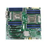 материнская плата SuperMicro MBD-X10DAI-O (E-ATX, 2x LGA2011-3, Intel C612, 16xDDR4)