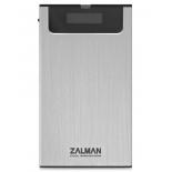 корпус для жесткого диска Zalman ZM-VE350 (microUSB 3.0, 2.5''), серебристый