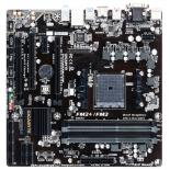 материнская плата Gigabyte GA-F2A88XM-D3HP Soc-FM2+ AMDA88X DDR3
