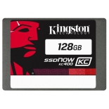 жесткий диск Kingston 128Gb SATA3 KC400 Series SKC400S37/128G