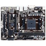 материнская плата GIGABYTE GA-F2A88XM-HD3P (rev. 1.0) (mATX, Socket FM2+, AMD A88X, 2x DDR3)