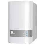 сетевой накопитель Western Digital WDBWVZ0060JWT-EESN (6 Tb, 2xHDD, USB3.0, LAN1000)