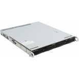 Серверная платформа Supermicro SuperServer SYS-6018R-MT (1U, LGA2011-3, Intel C612, 4xHDD)