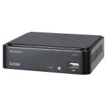 ресивер DVB-T2 Rolsen (RDB-517B) черный