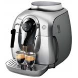 Кофемашина PHILIPS HD8649/01 серебристая
