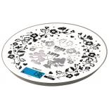 кухонные весы Scarlett SC-KSD57P03, белые
